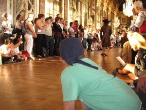 Paris Versailles Serenade