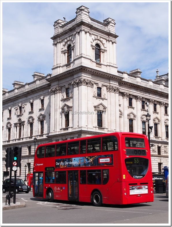 London City of Westminster Bus