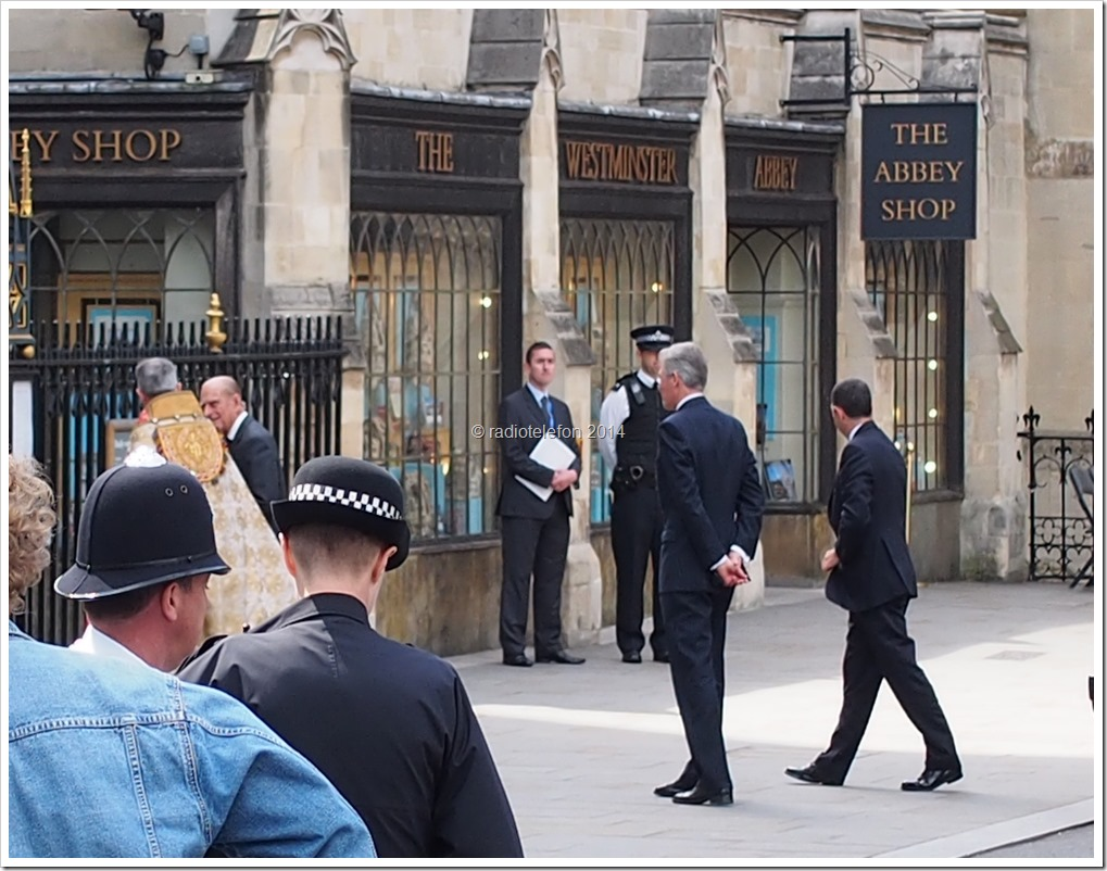 London Westminster Abbey Prince Philip