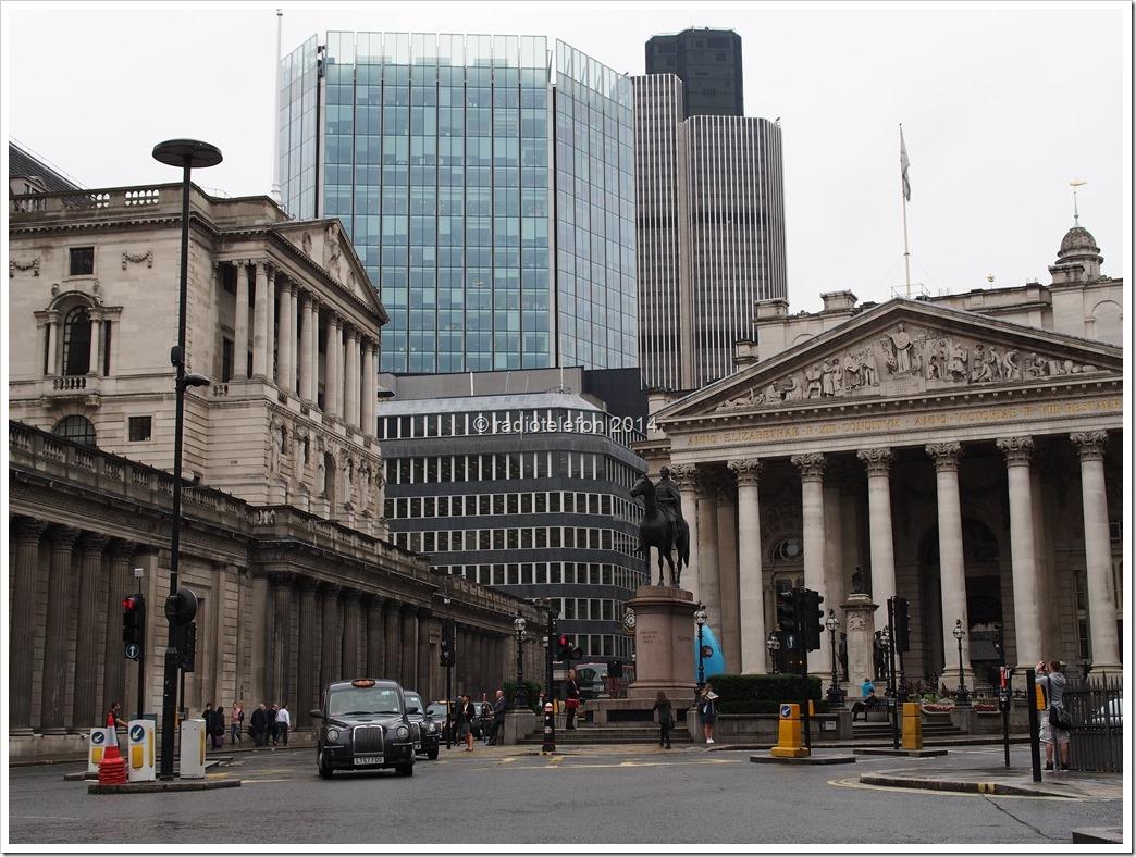 City of London Stock Exchange