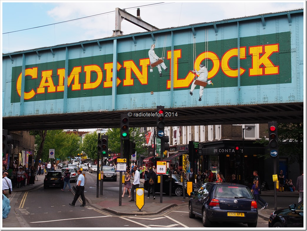 London Camden Lock Market