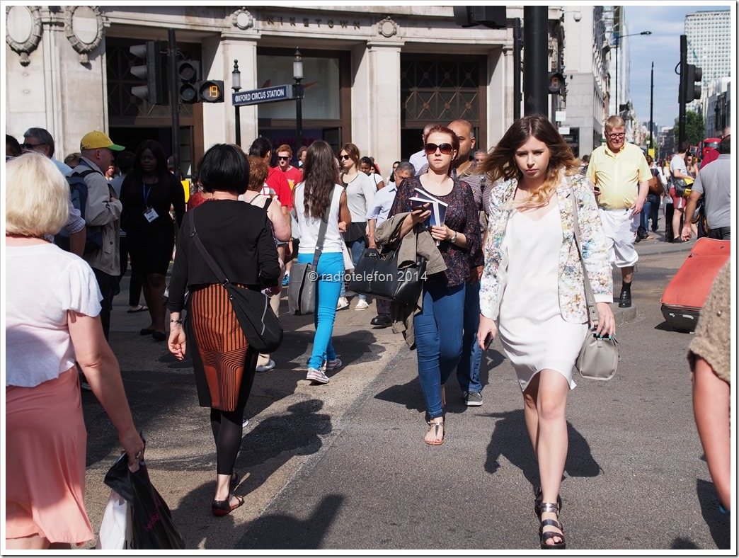 London Picadilly Circus Regent's Street