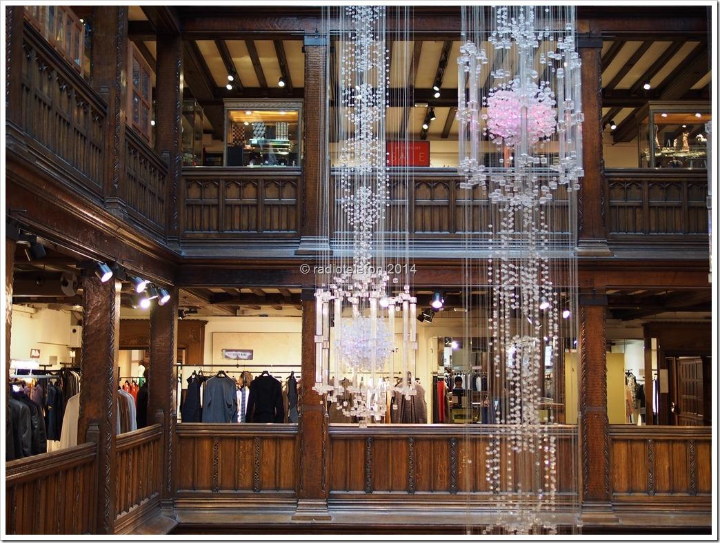 London Kaufhaus Liberty