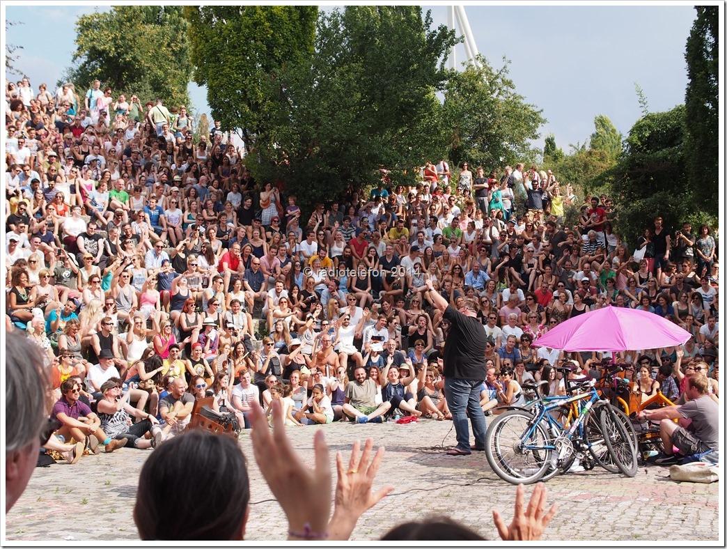 Berlin Mauerpark Karaoke