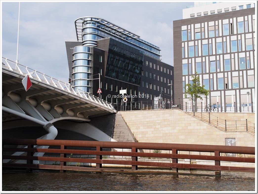 Berlin Spree Bundespressekonferenz