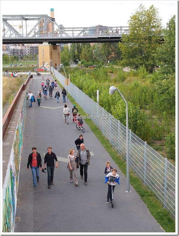 Berlin Park Gleisdreieck
