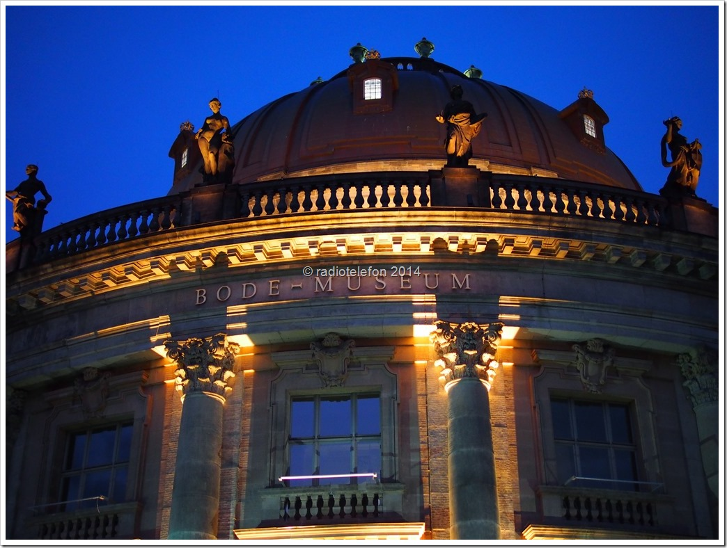 Berlin Bodemuseum Sommerkonzerte