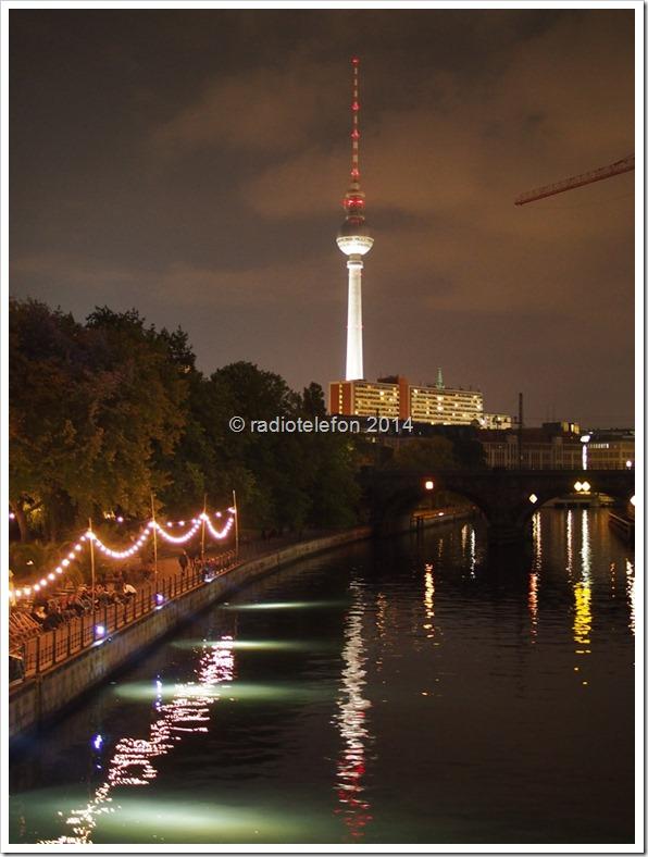 Berlin Bodemuseum Sommerkonzerte Fernsehturm