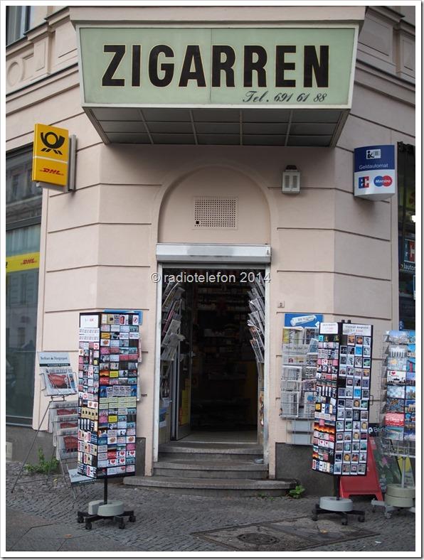 Berlin Kreuzberg Tante-Emma-Laden