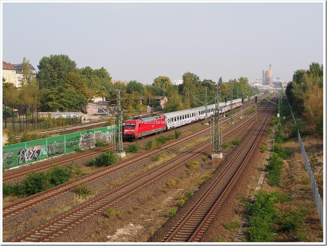 Berlin Kreuzberg Grenze zu Schöneberg
