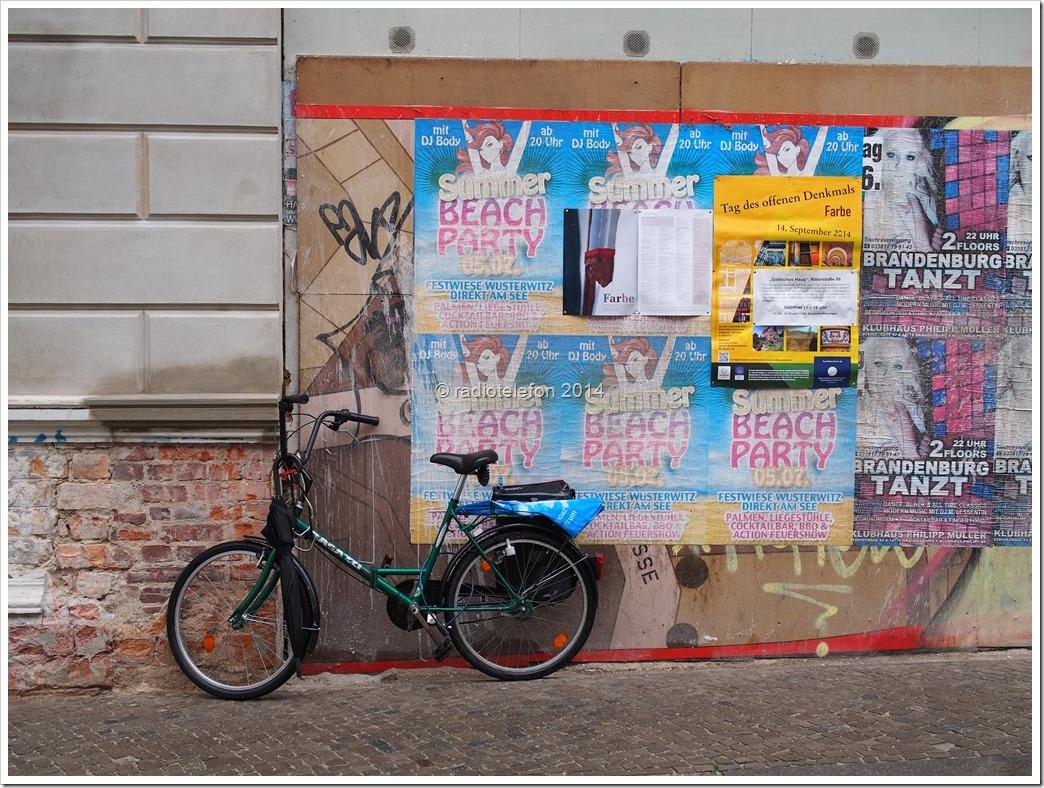 Brandenburg an der Havel Straßenszene