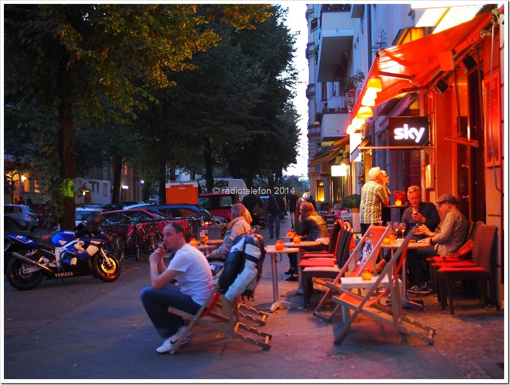Berliner Sommer Schöneberg
