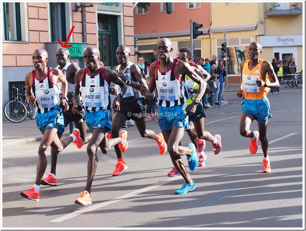 Berlin Marathon Kimetto