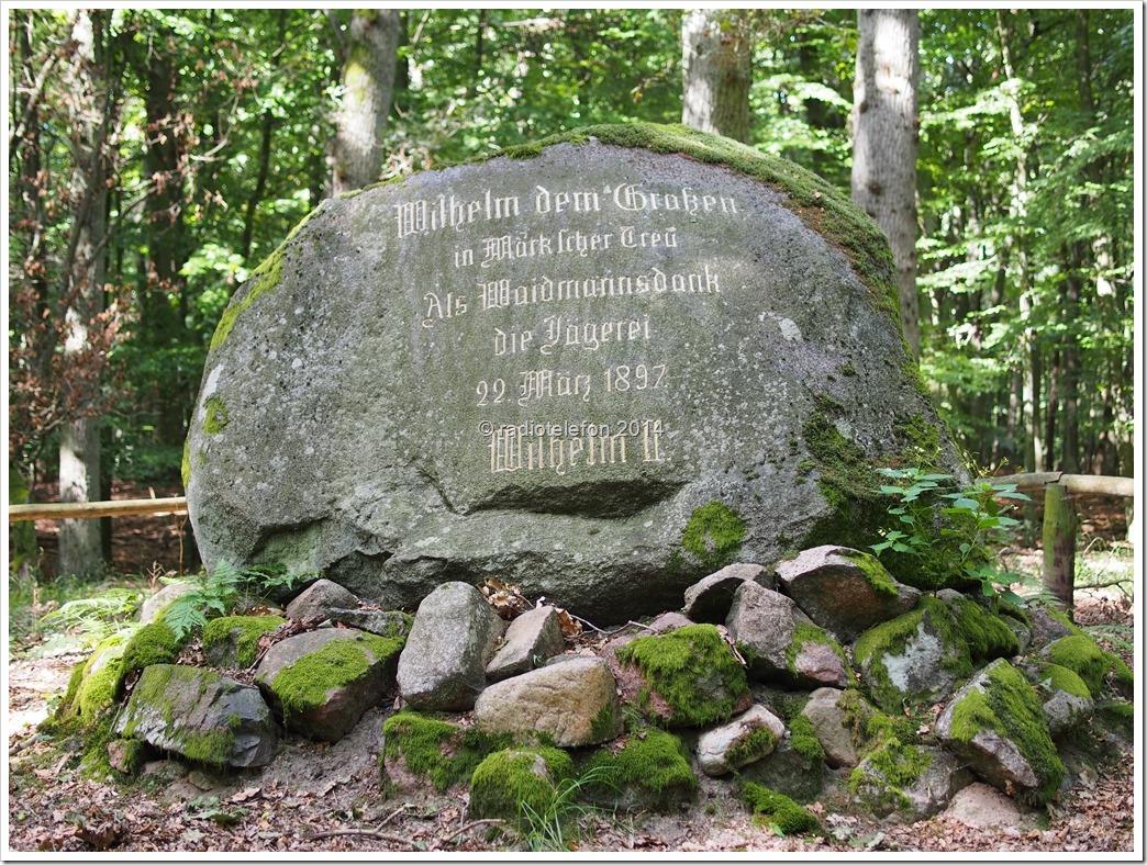 Brandenburg Schorfheide Hubertusstock