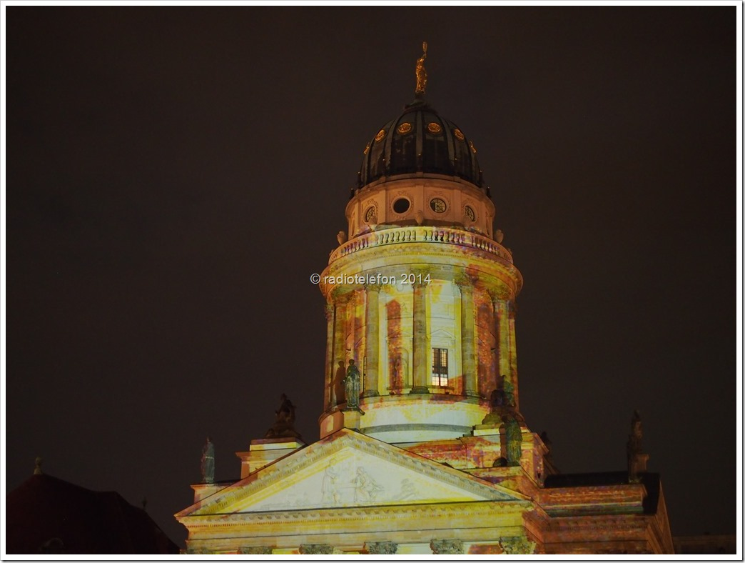 Berlin Festival of Lights Französischer Dom