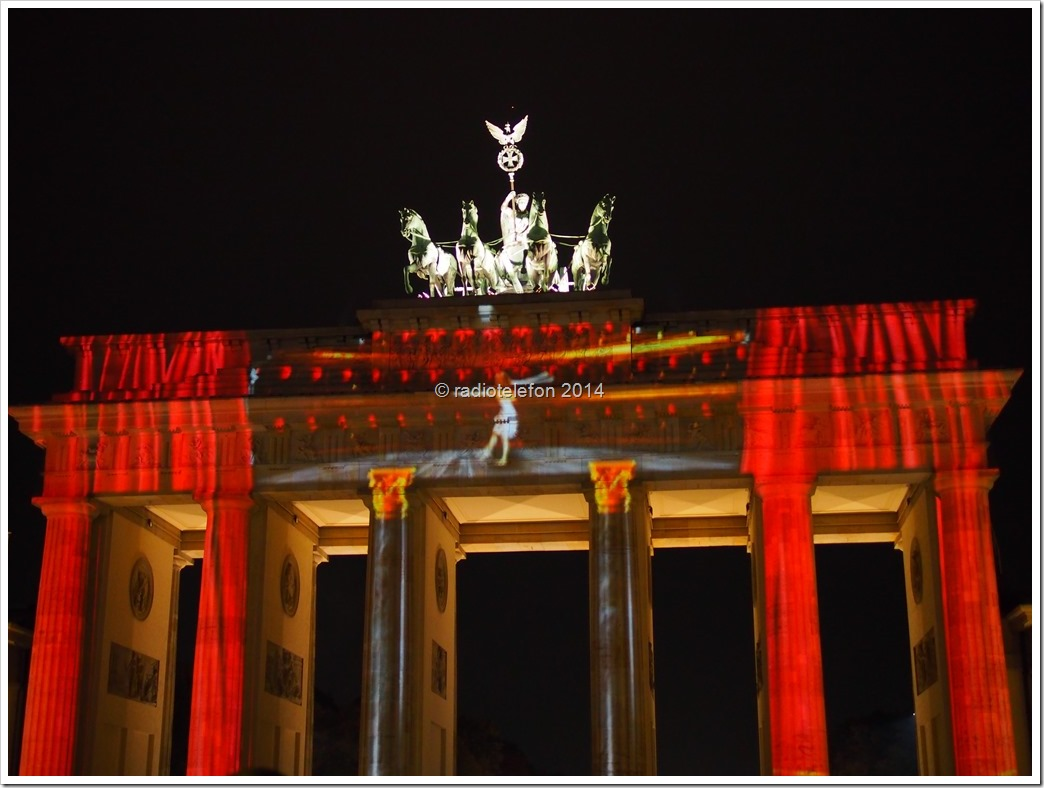 Berlin Festival of Lights Brandenburger Tor