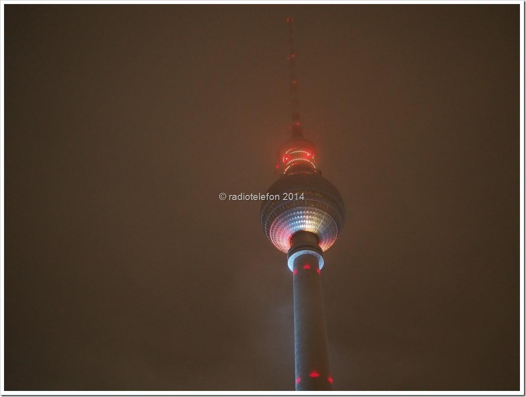 Berlin Festival of Lights 2014 Fernsehturm