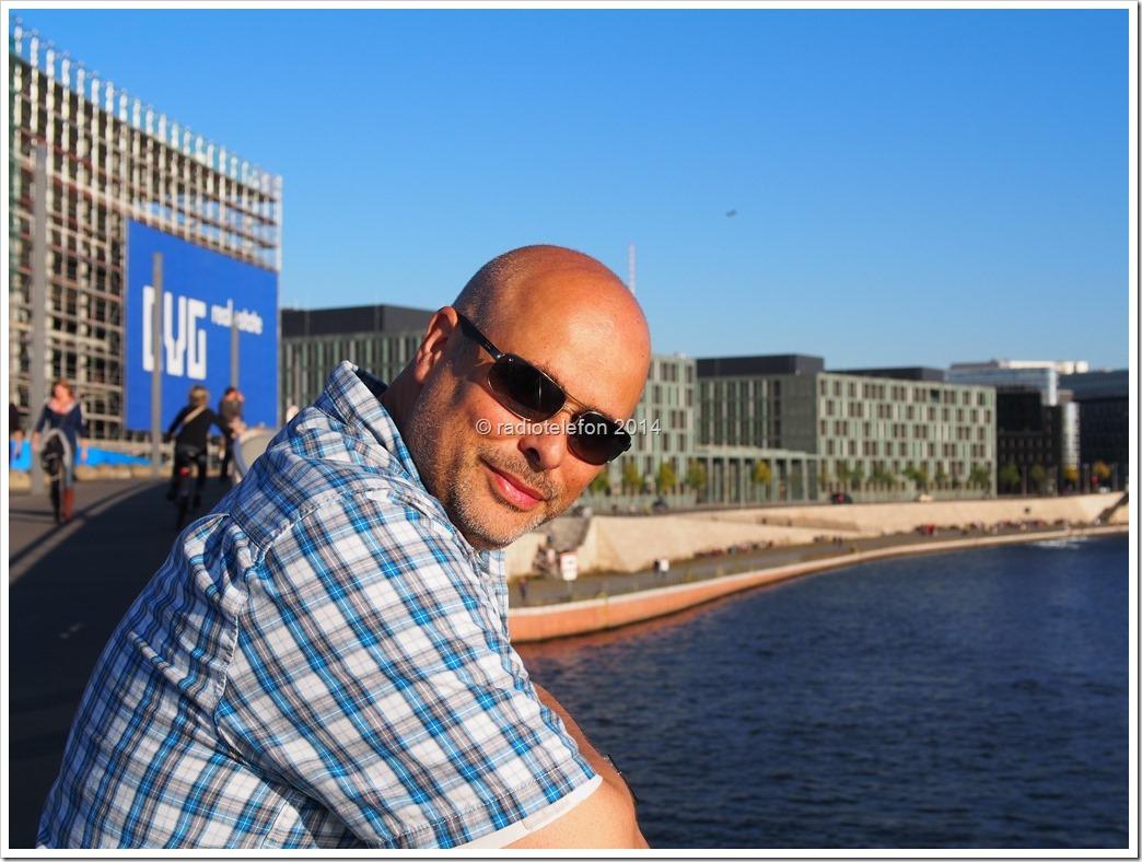 Berlin Spree Spreeufer