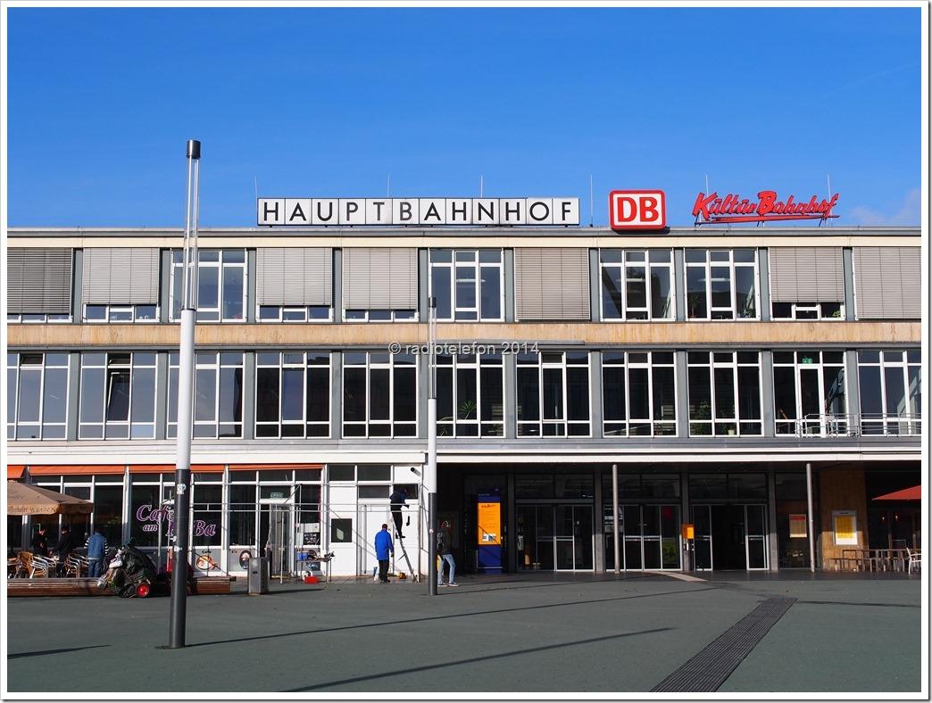 Kassel Kulturbahnhof