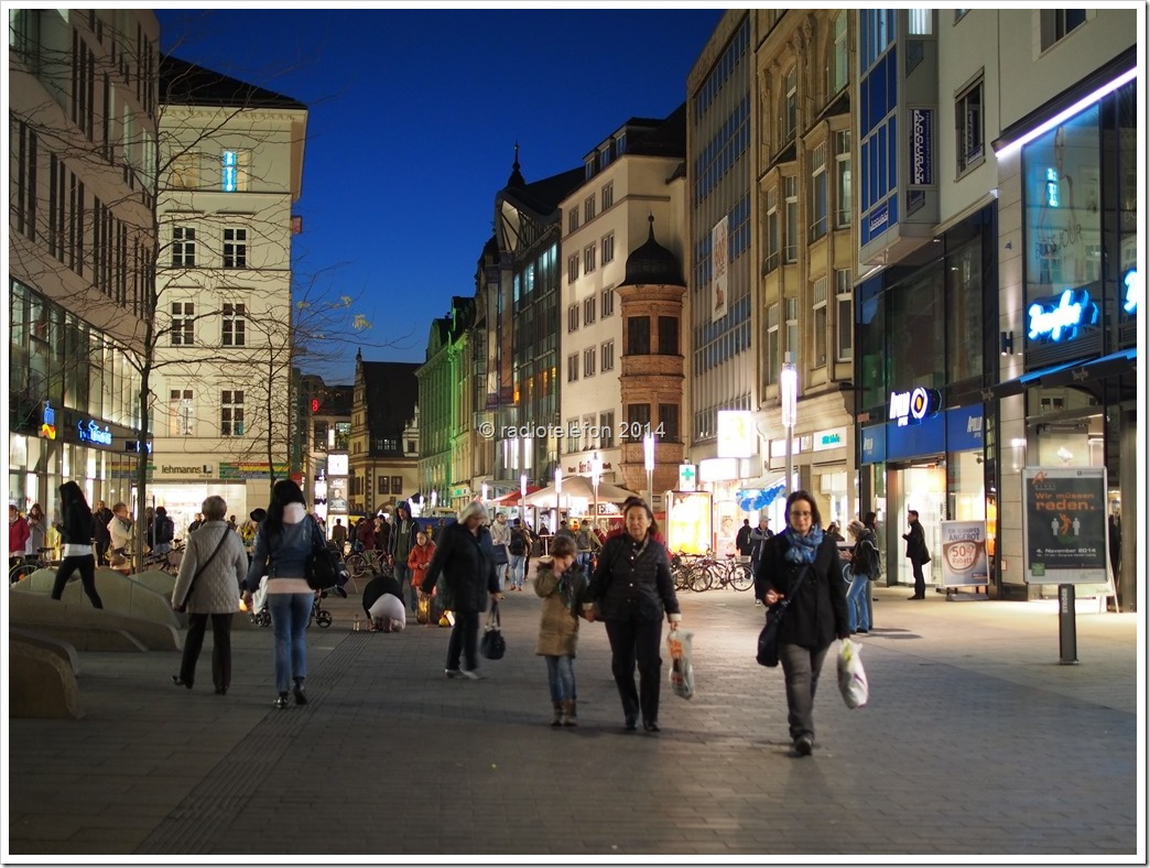 Leipzig Grimmaische Straße