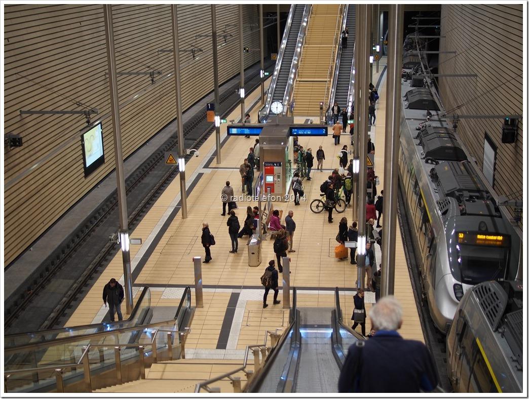 Leipzig S-Bahn Haltestelle Markt