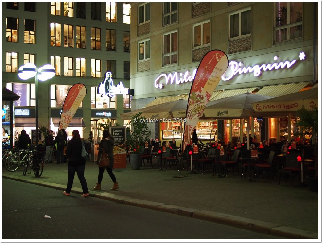 Leipzig Milchbar Pinguin