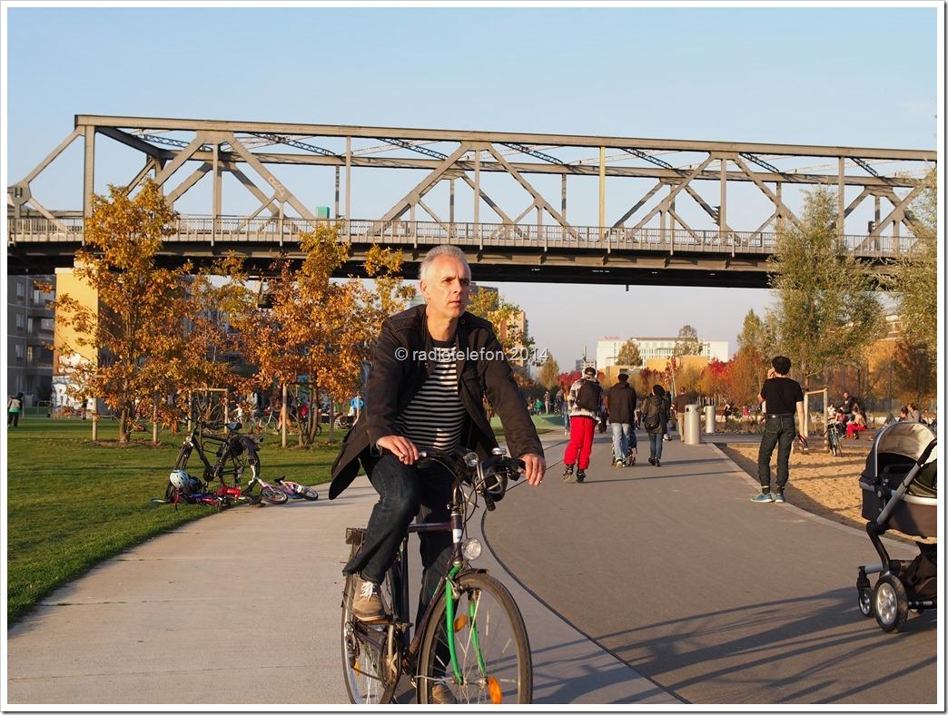 Berliner Herbst Gleisdreieck