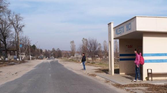 Bushaltestelle, Republik Moldau