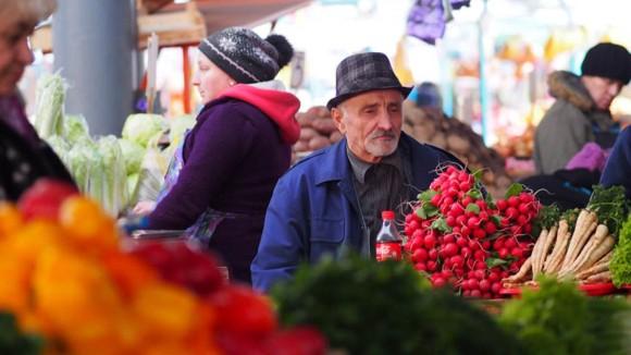 Martkverkäufer, Republik Moldau