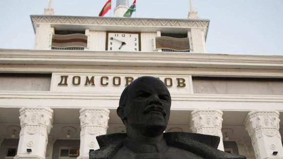 Lenin, Tiraspol