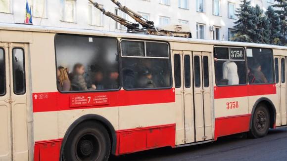 Bus, Republik Moldau
