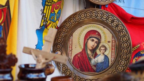 Souvenirstand, Republik Moldau