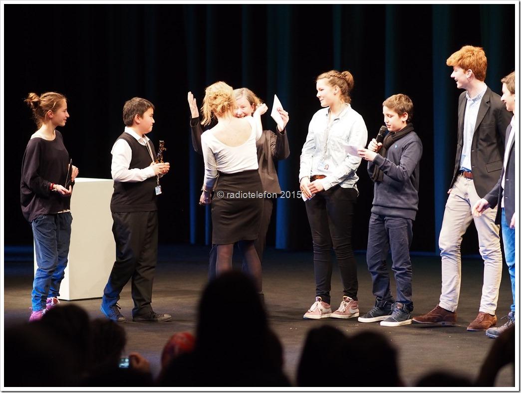 Berlinale Generation Preisverleihung