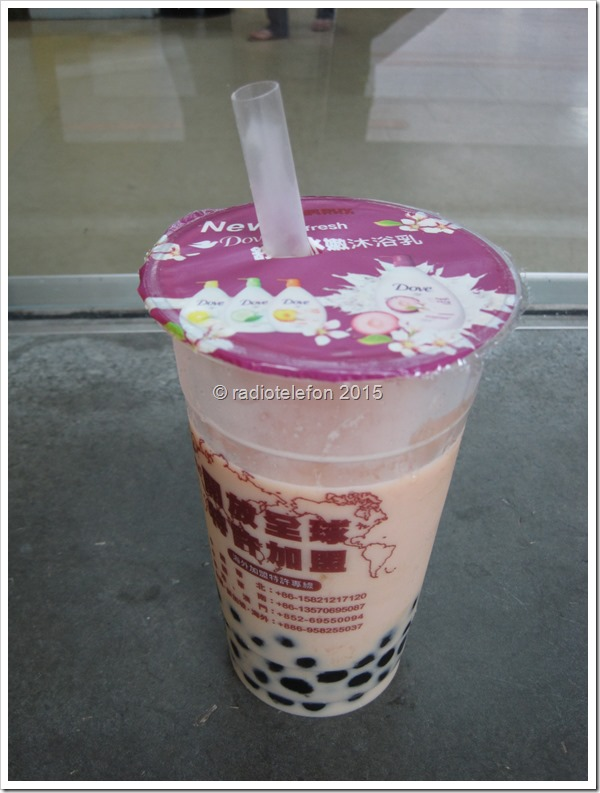 Bubble Tea, Taiwan