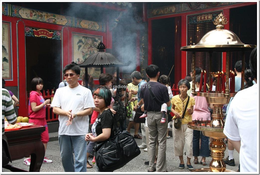 Longshan Temple, Taipei, Tawain