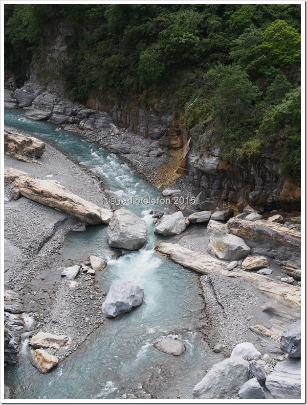 Taroko-Schlucht, Hualien, Taiwan