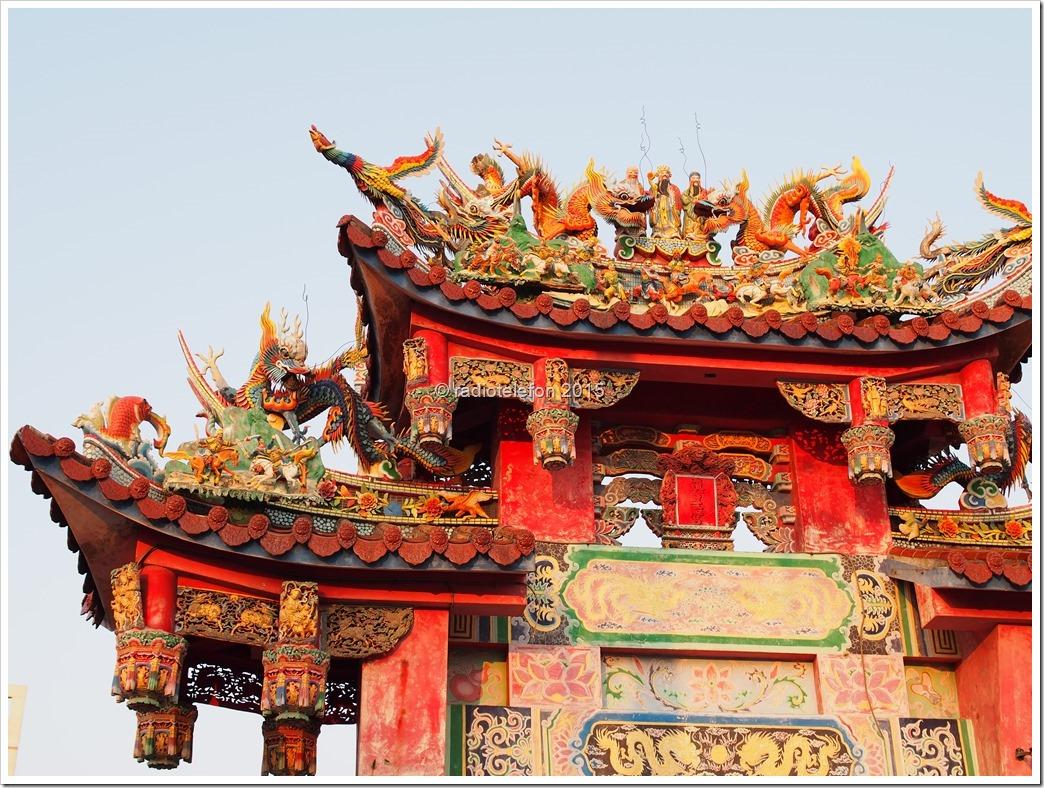 Tempel, Hualien, Taiwan
