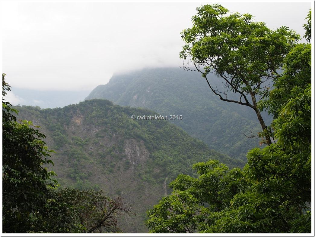 Landschaft im Taitung County, Taiwan
