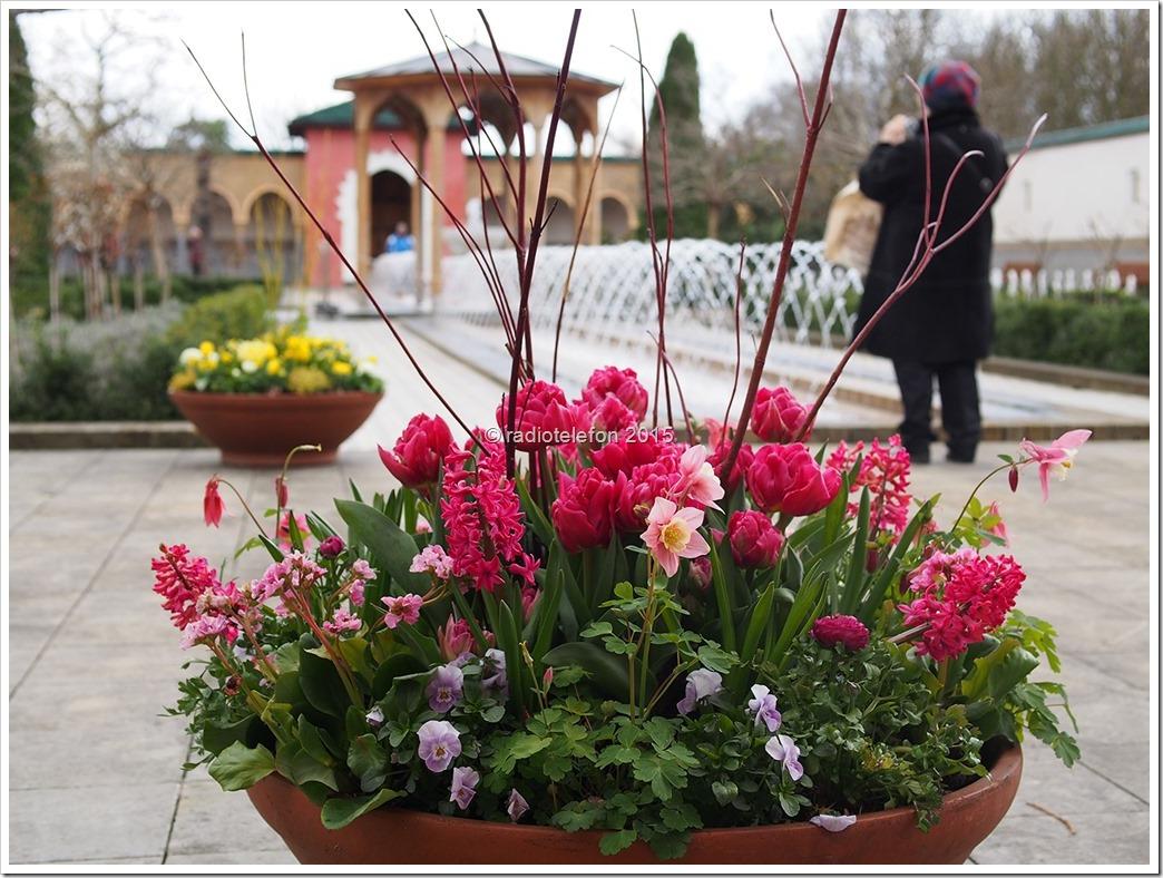 Berlin Gärten der Welt Orientalischer Garten
