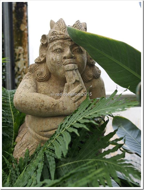 Berlin Gärten der Welt Bali Garten