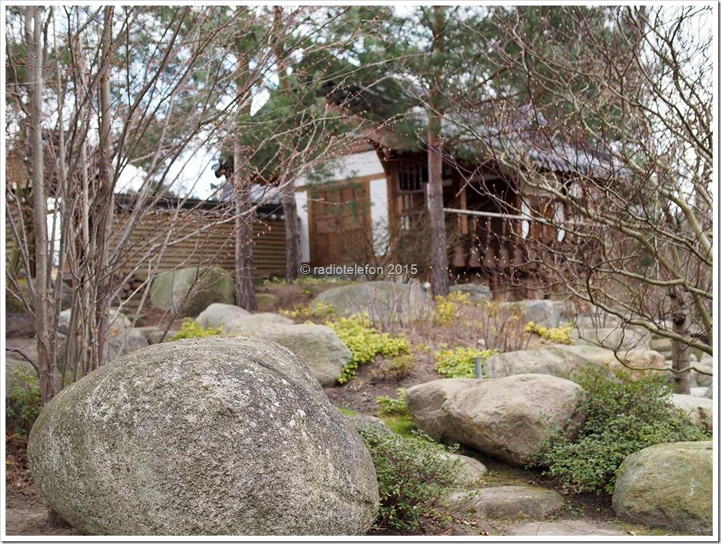 Berlin Gärten der Welt koreanischer Garten