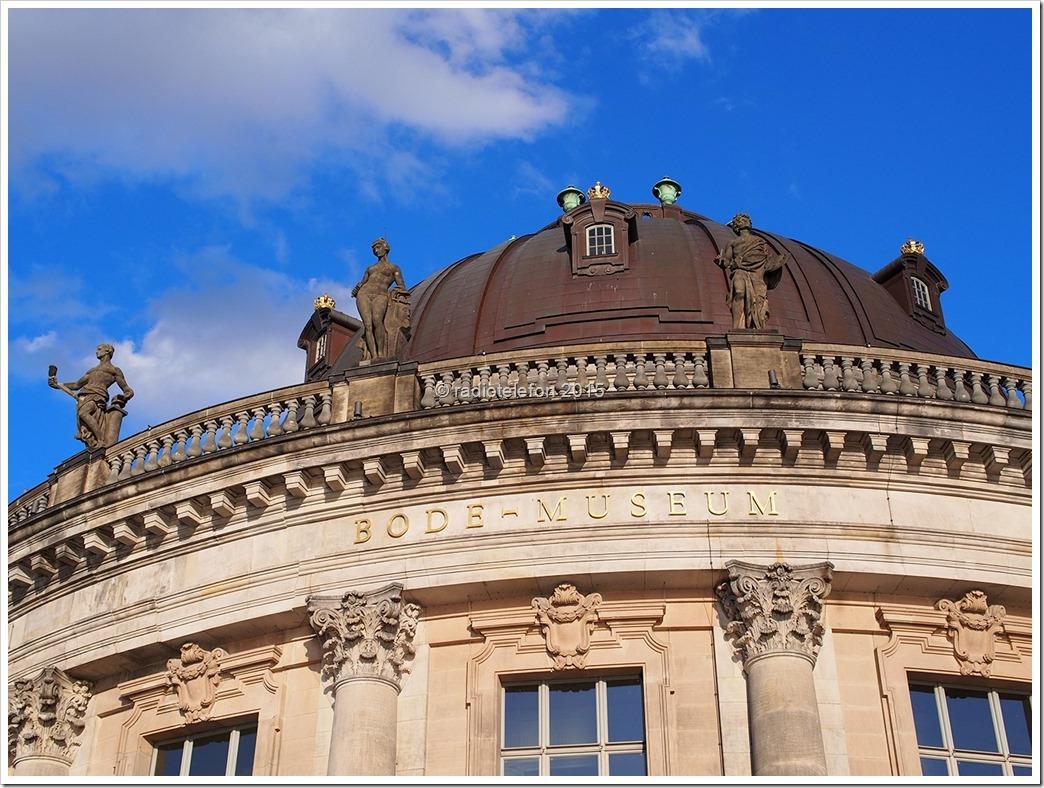 Berlin Bodemuseum Museumsinsel