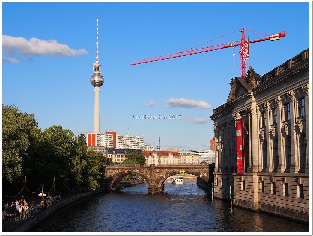Berlin Fernsehturm Museumsinsel